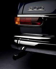 Mercedes Benz Classic 600