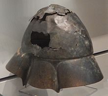Boeotian helmet - Wikipedia, the free encyclopedia