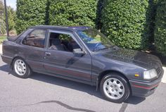 Bid for the chance to own a 1989 Peugeot 309 GTI at auction with Bring a Trailer, the home of the best vintage and classic cars online. 309 Gti, Michelin Tires, Classic Cars Online, Peugeot, Cars And Motorcycles, Vehicles, Places, Vans, History