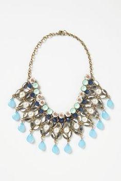 Fertile Crescent Bib Necklace