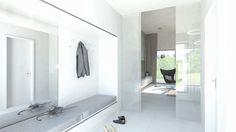 Dobryinterier.sk Foyer, Bathroom Lighting, Oversized Mirror, Furniture, Home Decor, Bathroom Light Fittings, Homemade Home Decor, Home Furnishings, Interior Design
