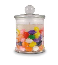 Easter Gel Candle Jelly Beans