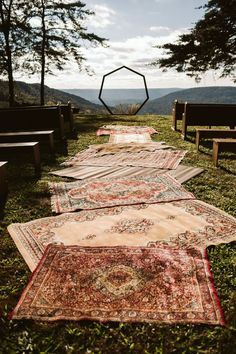 An authentic, beautifully boho and artistic outdoor waterfall wedding with vibrant gypsy charm, DIY decor and vintage styling. Weddings DIY Eclectic Gypsy Waterfall Wedding in Foster Falls USA Gypsy Wedding, Dream Wedding, Wedding Day, Wedding Hacks, Barefoot Wedding, Budget Wedding, Wedding Blog, Wedding Planning, Wedding Tips
