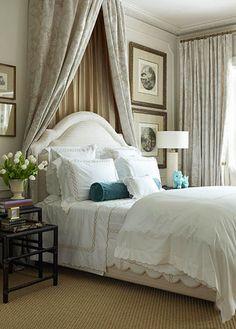beautiful Bed - Christina Khandan - Irvine California Realtor - www.IrvineHomeBlog.com
