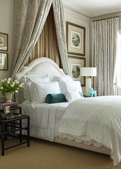 beautiful Bed  - Christina Khandan -  Irvine California Realtor - www.IrvineHomeBlog.com