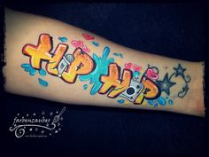 Graffity style Body Art, Face, Style, Face Paintings, Kids Makeup, Bodypainting, Faces, Body Mods, Facial