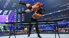 "Roman Reigns vs. ""The Demon"" Finn Bálor -- Universal Championship Extreme Rules Match: photos Finn Balor, Roman Reigns, Wwe Pay Per View, Superstar, Concert, Concerts"