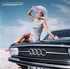 Audi 100 (1968) wie er in Werbeprospekten gezeigt wurde © Audi AG #Audo100 #Audi #1968 #zwischengas #classiccar #classiccars #oldtimer #oldtimers #auto #car #cars #vintage #retro #classic #fahrzeug