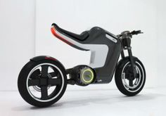 Bolt Naked Style Electric Motorcycle Concept