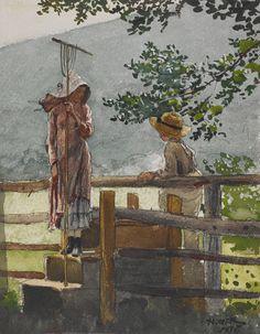 Winslow Homer - Crystal Bridges Museum of American Art in Bentonville, Ark