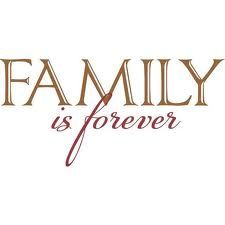 A family is made of love and tears  laughter and fears  More precious than rubies or gold - they truly are something to behold -  I love my family <3