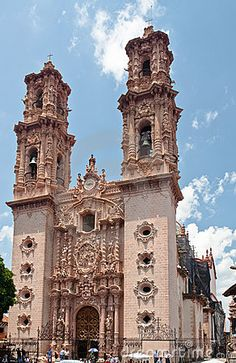 Santa Prisca, Taxco Mexico