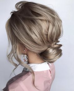 Braids 2019 wedding hair trends are all about serious hairgoals Think hairstyles fit f. 2019 wedding hair trends are all about serious hairgoals Think hairstyles fit for royalty, and not in a conservative and super polished way - braids Loose Wedding Hair, Classic Wedding Hair, Perfect Wedding, Medium Hair Styles, Short Hair Styles, Veil Hairstyles, Party Hairstyles, Bridal Hairstyles, Headpiece Wedding
