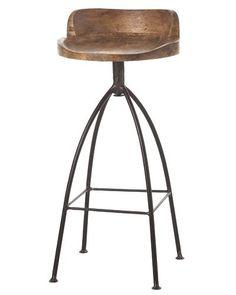 Hinkley Swivel stool