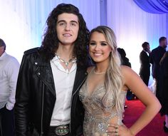 American Idol season 16 contestants Gabby Barrett and Cade Foehner got engaged this March during a trip to Los Angeles. No wedding date has been set, but judges Katy Perry, Luke Bryan, and Lionel Richie will be invited. Duchess Kate, Duchess Of Cambridge, 19 Kids And Counting, Lionel Richie, Celebrity Moms, Luke Bryan, Getting Engaged, Wedding Videos, Concert Hall