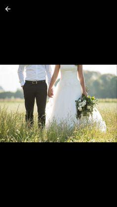 Natural Blooms Wedding bouquet