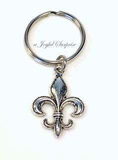 Key Chains, Key Rings, Friends, Antique Silver, Charmed, Etsy, Personalized Items, Antiques, Nature