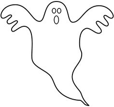 Halloween Coloring Sheets Halloween Pinterest Halloween Ghost Coloring Page