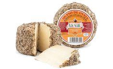 Queso al romero , leche cruda de oveja Quesería CLAROVAL S.L. Polígono Los Planos 44169 Mezquita de Jarque TERUEL