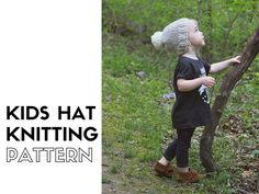 Fall In Love With This Kids Hat Knitting Pattern — handylittlemeVisit the handylittleme blog for free knitting and crochet patterns, kids crafts and design inspiration.