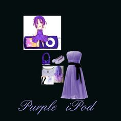 Purple iPod by kristenaviles on Polyvore featuring polyvore, fashion, style, Atmos&Here, Topshop, Jack Black and INC International Concepts