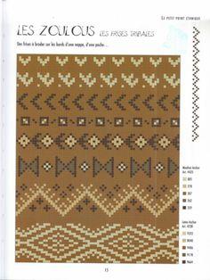 Wayuu Mochila pattern. Gallery.ru / Фото #13 - Ethnique - Mongia