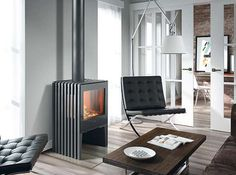 Guide to choosing a wood-burning stove | Real Homes