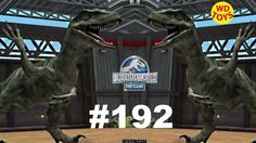 Jurassic World - The Game Episode 192  Liopleurodon Dinosaurs Ludia vs I...