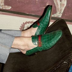 Men Gucci Loafer