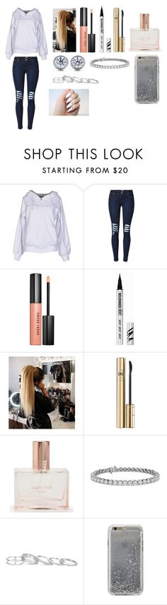 """Untitled #149"" by mimicmyhowl on Polyvore featuring Vilebrequin, Bobbi Brown Cosmetics, Bare Escentuals, D&G, Aéropostale, Tiffany & Co., Blue Nile, Kendra Scott and Agent 18"