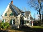 Old Hurley House in the Catskills renovated into bed and breakfast
