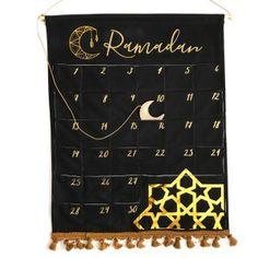 Ramadan Calendar Tribal Collection ZELLIGE (Black)