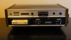 AKAI CR-80D STEREO 8 TRACK PLAYER RECORDER DECK. WORKING in Sound & Vision, Home Audio & HiFi Separates, Cassette/Tape Players   eBay!