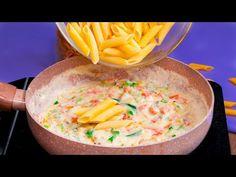 Legyőztem a vendéglőket ezzel az isteni tésztával| Cookrate - Magyarország - YouTube Pasta Penne, Restaurants, Macaroni And Cheese, Dishes, Ethnic Recipes, Easy, Youtube, France, Food