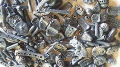 RAKU - tworzę biżuterii z Elementów Ceramicznych