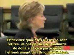 Hillary Clinton dévoile la création d'Al Qaida par les Etats Unis - YouTube