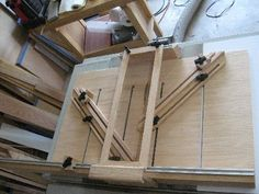 Table Saw Super Sled