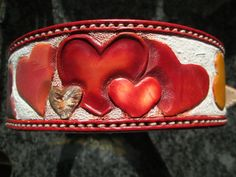 It's All About Heart  First Friday Art Walk  AWETeam by Patti Turon on Etsy