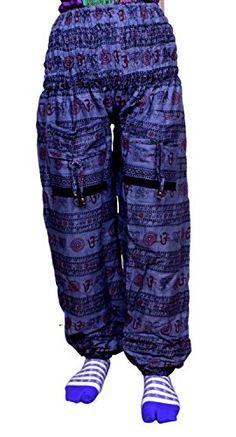 Krishna Mart Ladies Bohemian Long Pant in Cotton Fabric with Elastic Waist Krishna Mart India http://www.amazon.com/dp/B00T7E198M/ref=cm_sw_r_pi_dp_ZlWzvb1H9F6TH