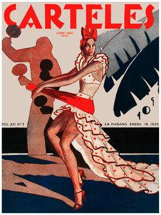 shadows in back.decor Home Office art… Pin Up Posters, Art Deco Posters, Cuba Art, Havana Nights Party, Vintage Cuba, Magazin Covers, Latino Art, Italian Posters, Vintage Classics