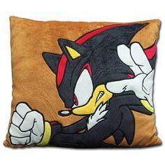 Sonic the Hedgehog Shadow Velvet Pillow