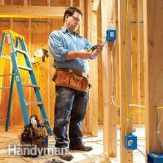 Tips for Easier Electrical Wiring Want to learn how to run electrical wire faster, better and neater? Here's a great collection of tips, tricks and techniques gleaned from master electricians with decades of experience.