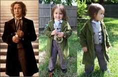 """8th Doctor - Paul McGann.   Little Girl Dresses Up As All 11 Doctors From """"Doctor Who"""""""