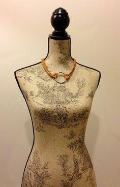 Gale necklace by PoppyBrooklyn on Etsy