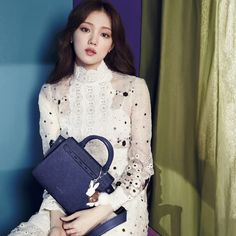 Lee sung kyung - lovcat (f/w lee sungkyung in 2019 Korean Actresses, Korean Actors, Photoshoot Concept, Lee Sung Kyung, Weightlifting Fairy Kim Bok Joo, Cute Korean, Korean Style, Girl Photography Poses, Actor Model