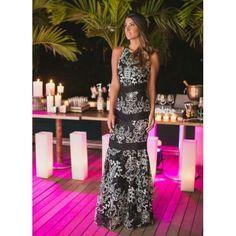 Vestido Simplesmente Deslumbrante em Renda Guipir w/ Bordado | LN Deluxe ♡   ••••• 》》Whatsapp 43 9148-2241  ☎  43 3254-5125.   Rua Rio Grande do Norte, 19 Centro - Cambé-Pr  #venhaseapaixonar #dresses #festa #lançamento #formatura #casamento #15anos #cocktaildress #dressparty #carolcamilamodas #vestidodefesta #vestidodeuso #vestidodossonhos #details #luxo #glamour #details