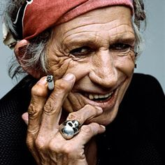 Keith Richards is an English musician and songwriter, best known as a guitarist and founder member of the Rolling Stones. Wikipedia Born: December 1943 (age 74 years), Dartford, United Kingdom Height: Spouse: Patti Hansen (m. Keith Richards, The Rolling Stones, Jimi Hendricks, Photo Star, Serge Gainsbourg, Music Icon, Lorde, Interesting Faces, Famous Faces