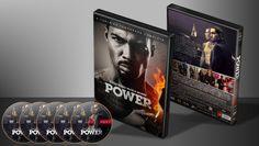 Power - Terceira Temporada (Completa) - Capa | VITRINE - Galeria De Capas - Designer Covers Custom | Capas & Labels Customizados