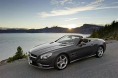 Mercedes SL 2013