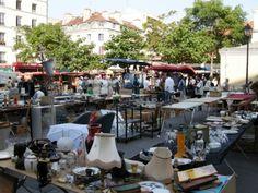 Mercato di Aligre #Parigi #Paris http://www.parigi.it/it/tour-mercato-d-aligre.php